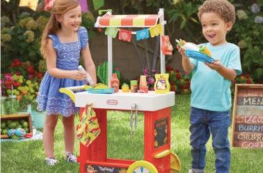 Little Tykes Taco Cart Only $37.49 (Reg. $75)!