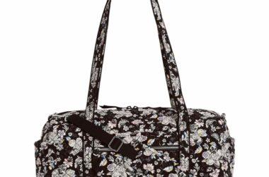Small Vera Bradley Travel Bag for $24.50 (Reg. $70.00)!