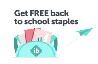 HOT! FREE School Supplies with Ibotta!