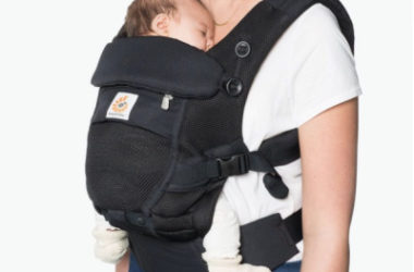 ErgoBaby Adapt Baby Carrier Only $97 (Reg. $139)!