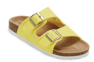 WOW! Buy 1 Pair of Sandals, Get 2 FREE!