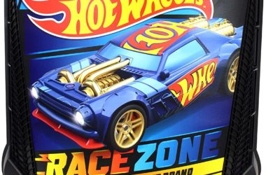 Hot Wheels 100 Car Case for just $13.74 (Reg. $25.00)!