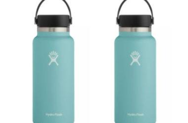 Hydro Flask Wide Mouth 32 oz. Bottle Just $24.97 (Reg. $45)!