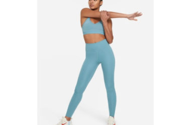 Teal Nike One Luxe Leggings Only $51.97 (Reg. $90)!