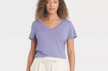 The Softest Shirt You Need in Every Color is Just $5!