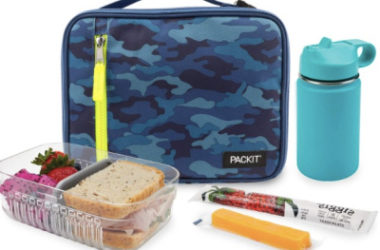 PackIt Freezable Classic Lunch Box Only $15.99!