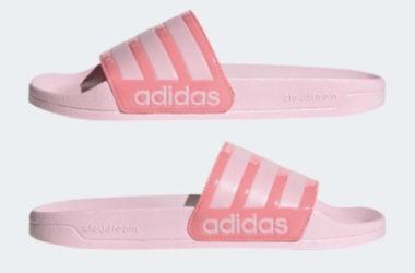 Adidas Adilette Slides Only $17.50 (Reg. $25)!