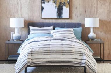 Thread Trade Comforter Set Just $29.99 (Reg. $80)!