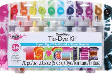 Tulip One-Step Tie-Dye Kit for $9.99 (Reg. $30.00)!