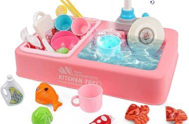 Kitchen Sink Toy Set for $14.99!