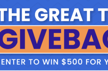 Nominate a Teacher to Win $500 for their Classroom!