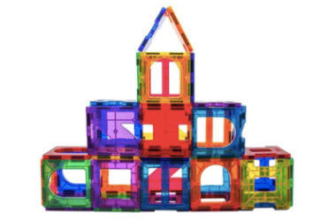 Picasso Tiles 42-Piece Artistry Building Set Only $16.99 (Reg. $70)!