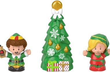 Fisher-Price Little People Elf Set for $10.77!