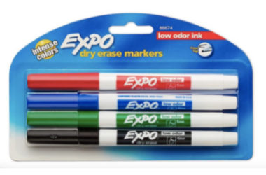 4Ct Expo Markers Only $3.46 (Reg. $7.66)!
