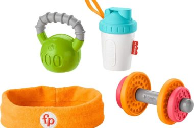 Fisher-Price Fitness Gift Set for $8.49!