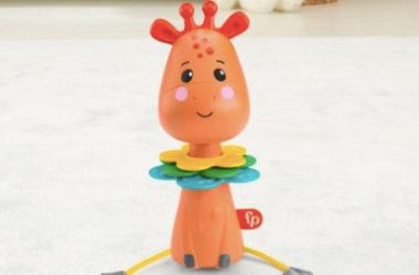 So Cute! Fisher-Price Activity Giraffe Only $3.61 (Reg. $8)!