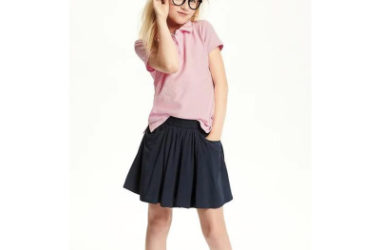 Today Only! 50% Off Kids' Uniforms! Polos Only $4.99 (Reg. $10)!