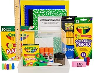 Back to School Supplies Starting at $0.50 at Office Max!!