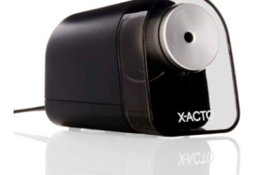 X-ACTO Electric Pencil Sharpener Only $14.99 (Reg. $23)!