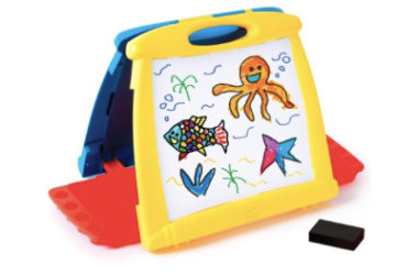 Crayola Art-to-Go Double Sided Table Easel Just $8.48 (Reg. $20)!