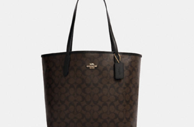 Coach City Tote for $118.50 (Reg. $350.00)