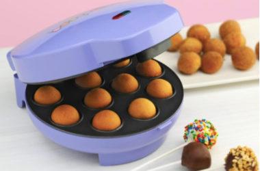 Babycakes Cake Pop Maker Only $22.99 (Reg. $50)!