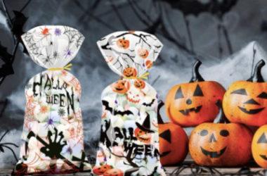 120 Halloween Clear Treat Bags Just $6.71 (Reg. $10)!