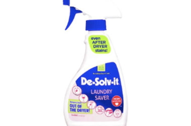 De-Solv-it Laundry Saver Stain Remover Just $9.99!