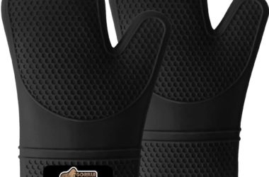 TWO Gorilla Oven Mitts for $12.79 (Reg. $30.00)!
