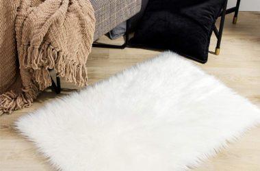 Fluffy Bedsure Rug for $9.99 (Reg. $20.00)!
