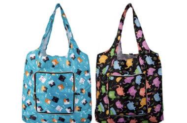 Reusable Grocery Bags Just $5.49 (Reg. $11)!