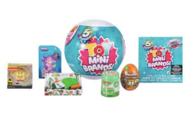 Mini Brands Collectible Pack Just $8.66 (Reg. $20)!