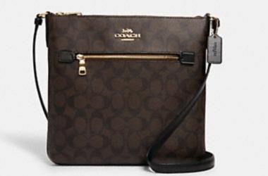 Coach Rowan File Bag for $79.00 Shipped (Reg.$250.00)!