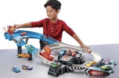 Disney Cars Double Circuit Speedway for $25.00 (Reg. $50.00)!