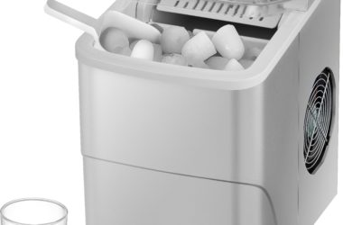 Insignia Portable Ice Maker for $89.99 (Reg. $125.00)!