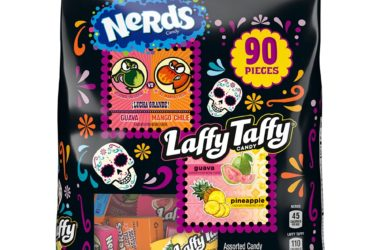 40oz Nerds and Laffy Taffy Variety Pack for $9.00!