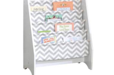KidKraft Wooden Sling Shelf Bookcase Just $34.99 (Reg. $60)!