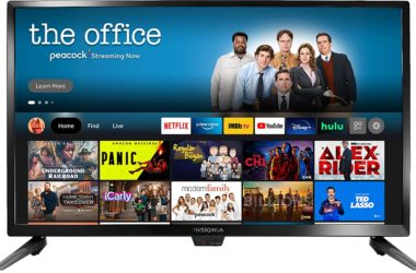 24-Inch Insignia Smart TV for $99.99 (Reg. $170.00)!